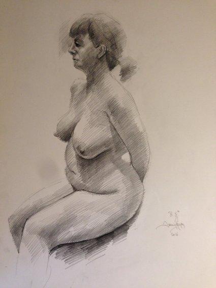 Draw by Daniel Espen